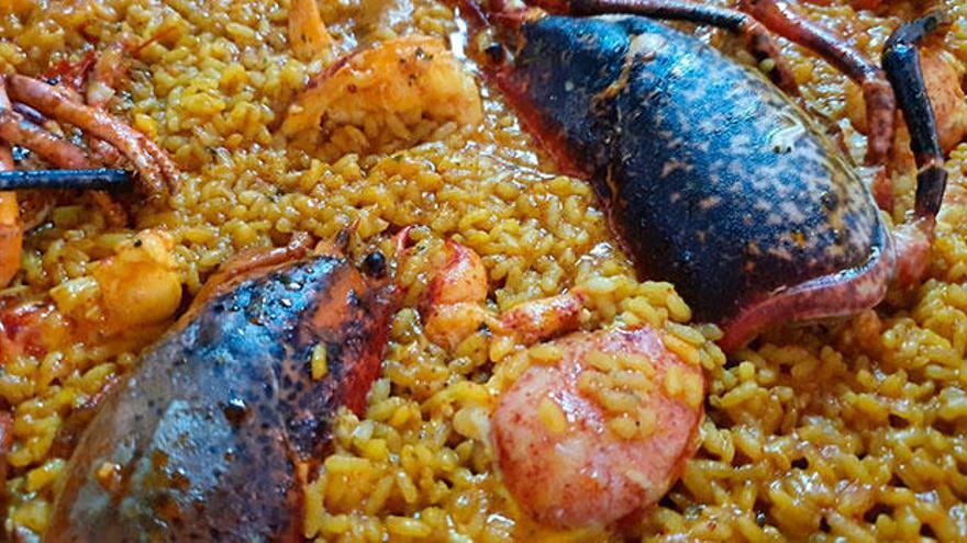 La Tartana: Especialistas en arroz, carne y pescado