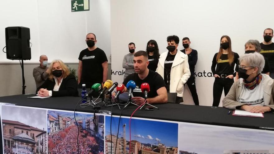 """Los condenados del 'caso Alsasua' agradecen el """"enorme apoyo"""" recibido: """"Nunca debimos estar presos"""""""