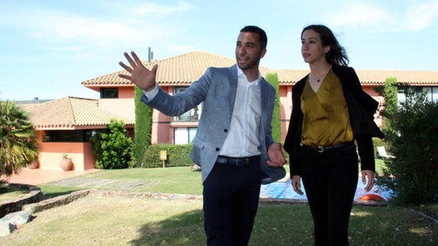 L'hotel de Torremirona de Navata es converteix en una escola de formació turística