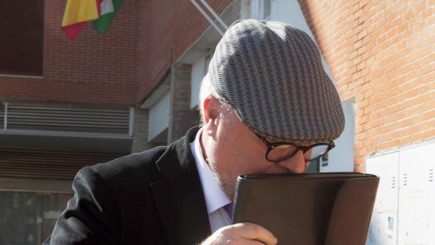 BBVA mandó a Villarejo espiar al presidente de Ausbanc por 500.000 euros al año