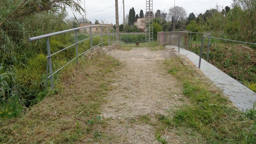 Figueres inicia la millora de l'accessibilitat entre l'aparcament de l'antiga carretera de Llançà i el carrer Mollet de Peralada