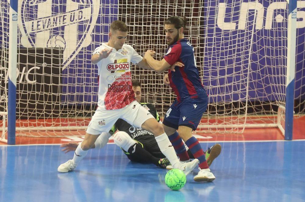 Levante UD FS . El Pozo Murcia