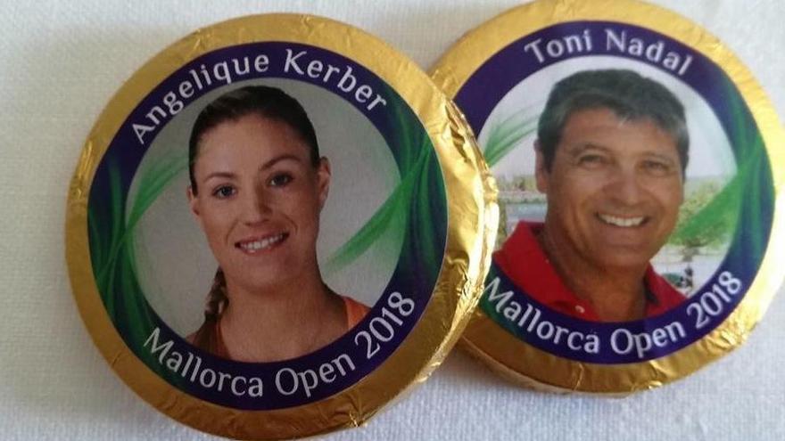 Angelique Kerber bringt Tommy Haas mit zu den Mallorca Open