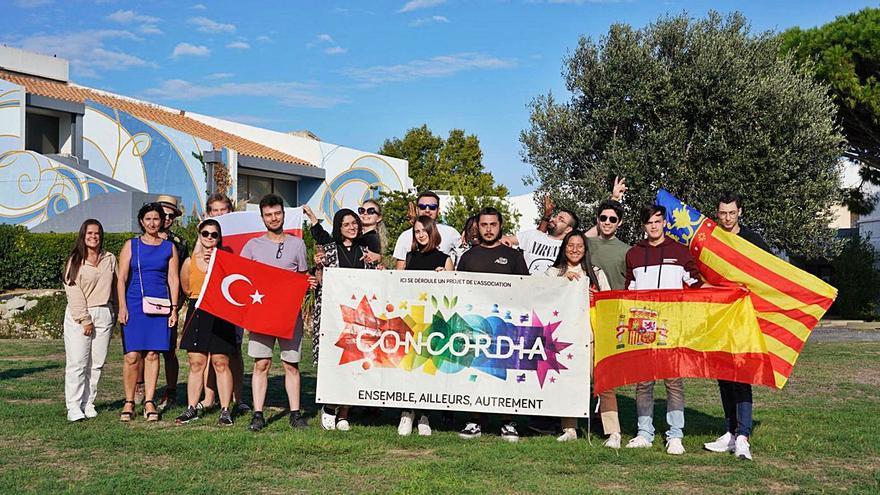 Alfafar participa en una trobada sobre interculturalitat en França