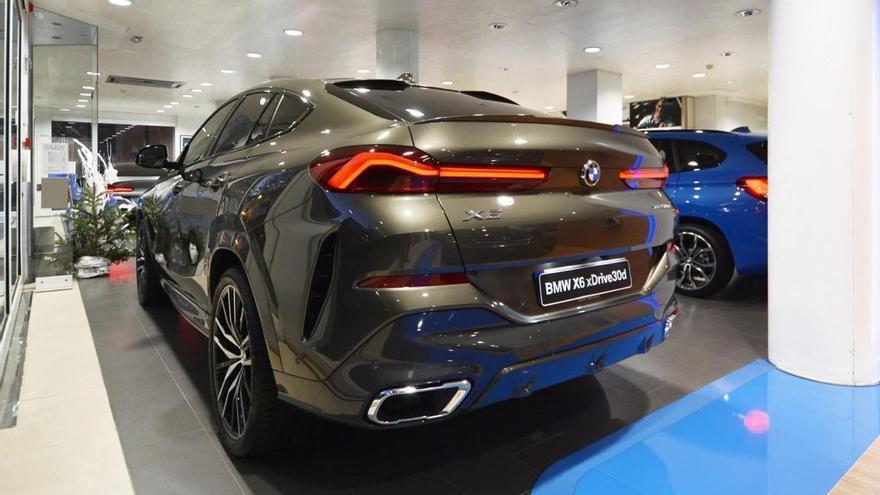 La red BMW, Mini y BMW Motorrad abre sus puertas