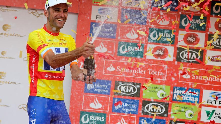 La UCI suspende por dopaje hasta 2023 al alicantino Raúl Alarcón