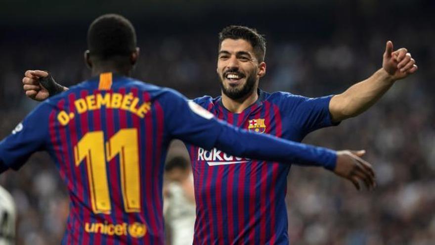 Copa del Rey: los goles del Real Madrid-Barcelona (0-3)