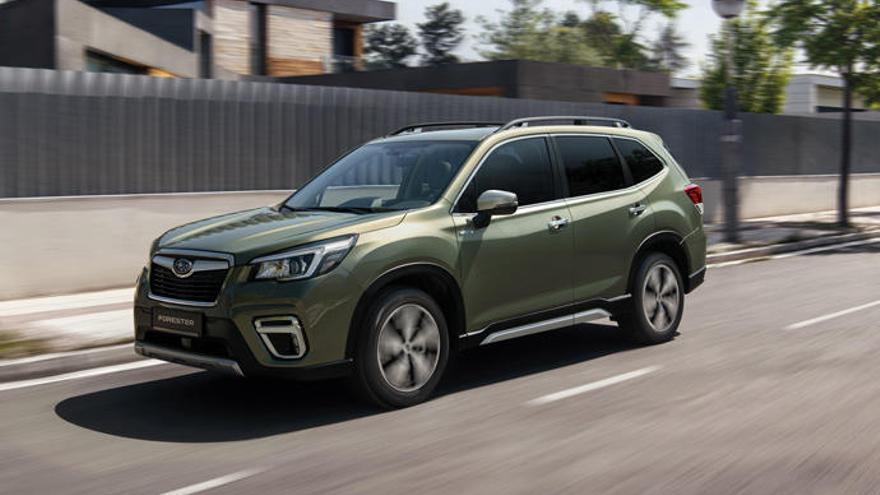 Subaru Forester: Ecológico y eficiente como nunca