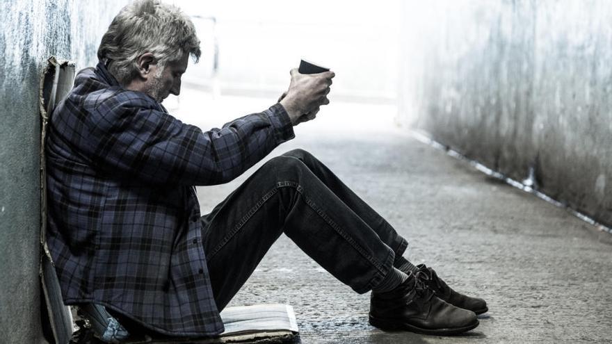 La pobreza puede acortar la vida más que el alcohol