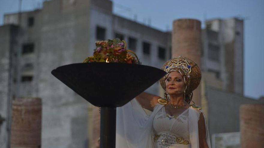 Carthagineses y Romanos, en directo: apagado del Fuego Sagrado