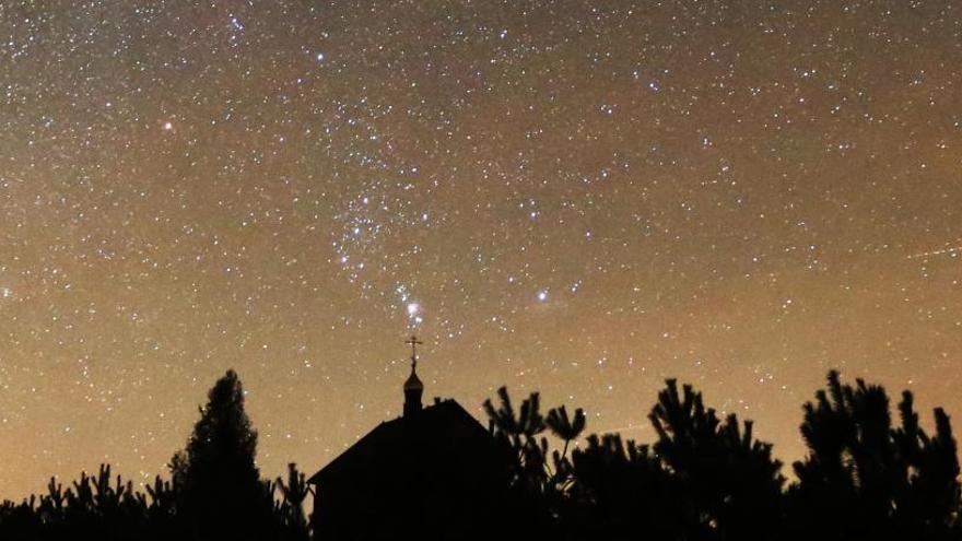 Lluvia de estrellas: Cuándo y dónde ver las Gemínidas