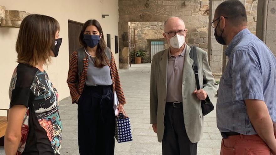El Síndic de Greuges rep 11 visites i trucades a Castelló d'Empúries