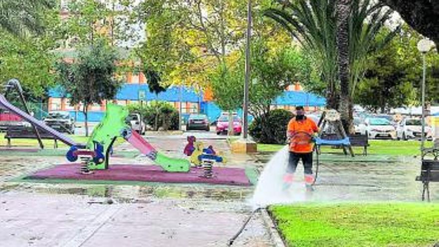 Un 25% más en gasto de limpieza en Xirivella
