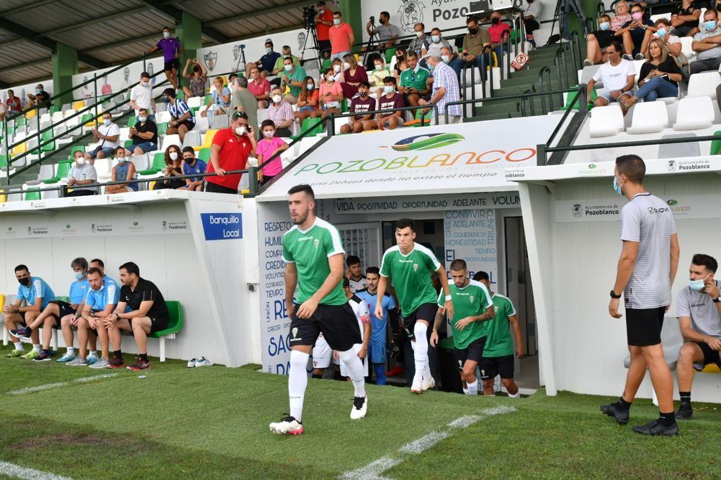 Pozoblanco Córdoba Cf en imágenes