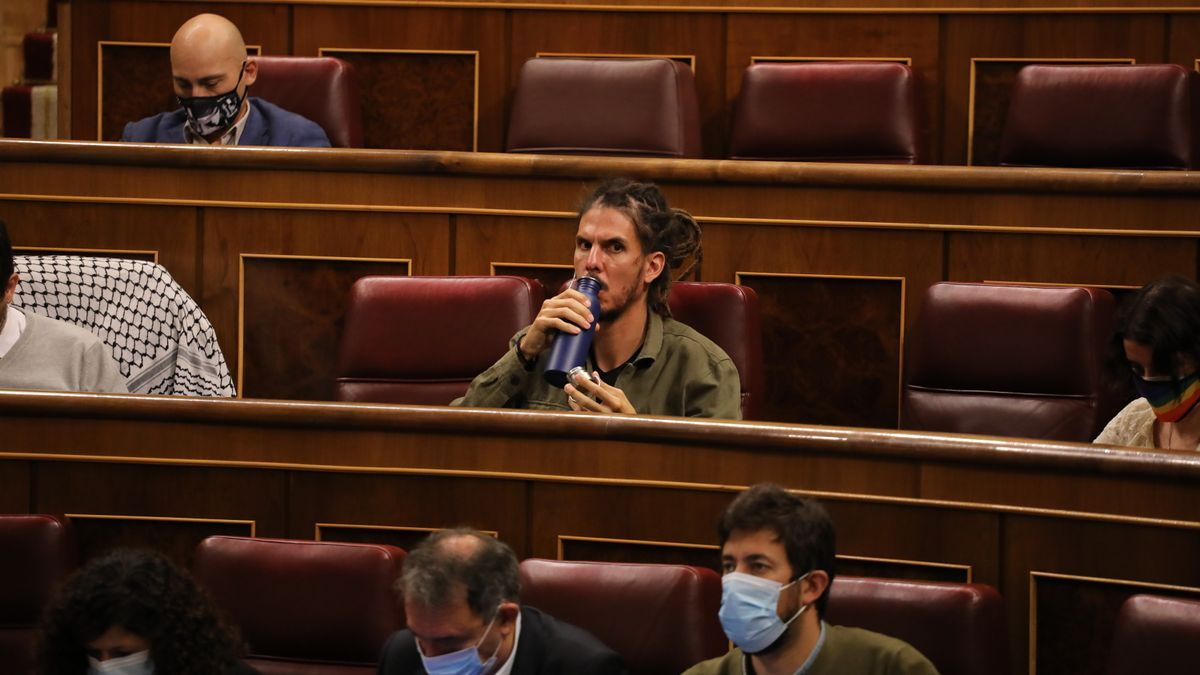 El Supremo espera hoy al número 3 de Podemos, Alberto Rodríguez, para interrogarle por incidentes en una protesta