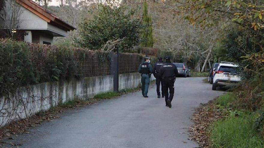 Un hombre mata a su mujer en Pontevedra