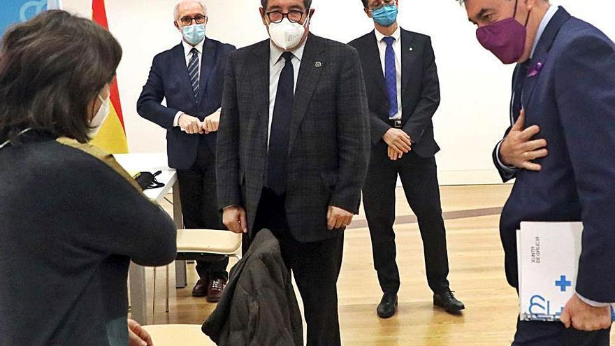 La Xunta advierte de que 'la ley Celaá' rompe con la imparcialidad en la elección de los inspectores
