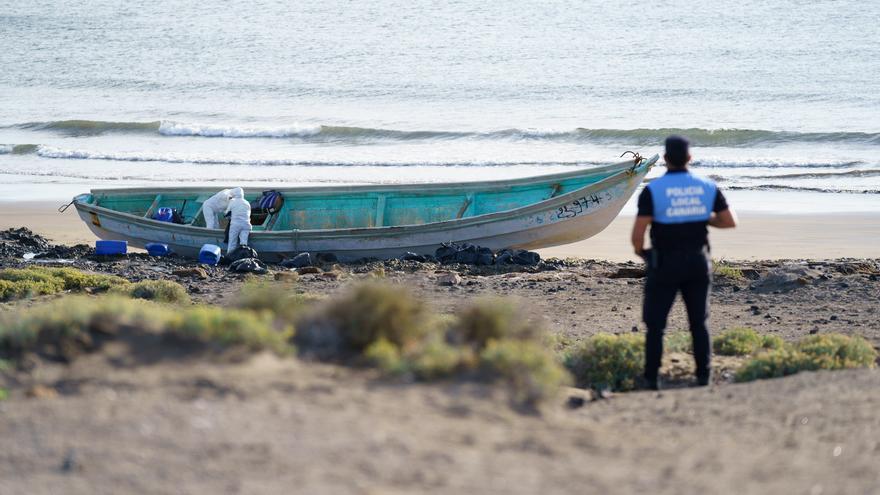 El Gobierno de España admite que la situación migratoria de Canarias es límite