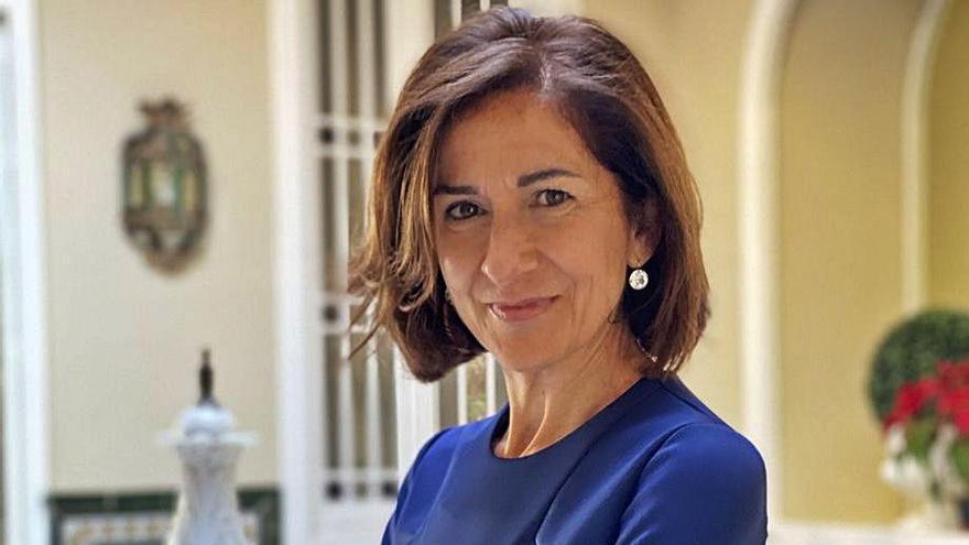 Leonor Muñoz Pastrana : «El reto de los próximos 30 años es la rehabilitación residencial»