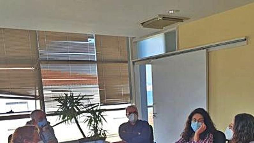 El Concello cambiará el modelo de recogida de podas en Santa Marta