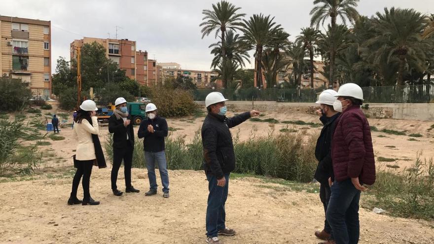Arrancan las obras en La Paz a la espera de la inminente licencia del Ayuntamiento