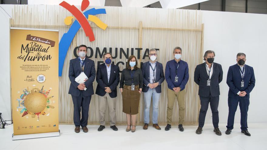 Xixona presenta en Fitur el Día Mundial del Turrón para promocionar sus dulces