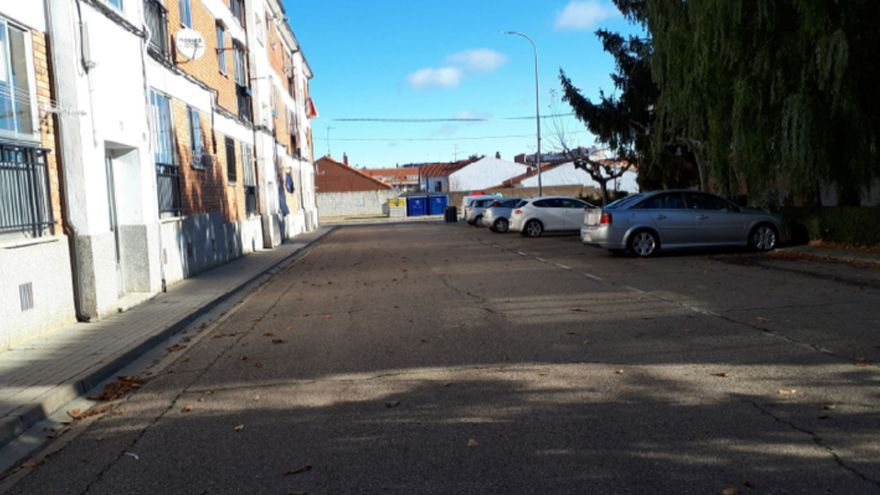 El fresado de varias calles del barrio San Isidro en Benavente obliga al corte al tráfico