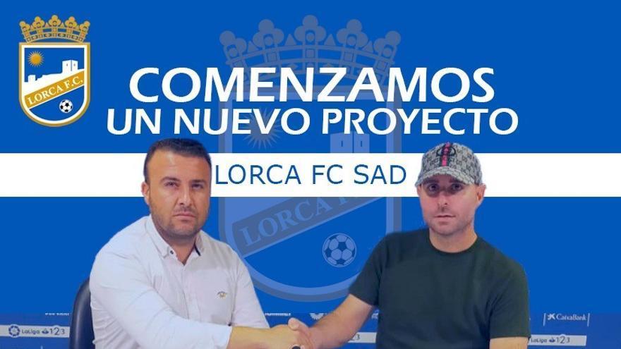Roberto Torres no tira la toalla y confía en Paco Montesinos para el Lorca FC
