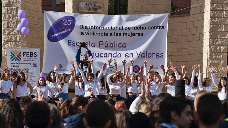 El FEBS cumple 7 años trabajando por la integración y la igualdad