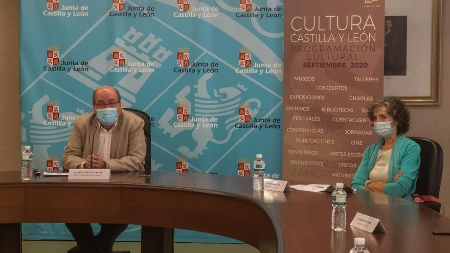 Zamora reactiva su programación cultural con 40 propuestas en septiembre