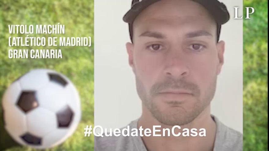 El fútbol canario muestra su unidad ante el coronavirus con un vídeo