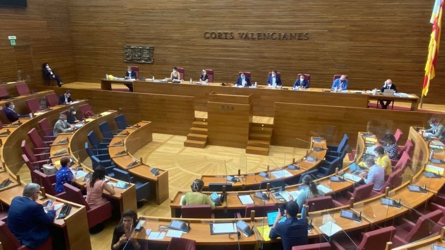 Les Corts aprueban por unanimidad ampliar las ayudas del Plan Resistir Plus a todos los sectores