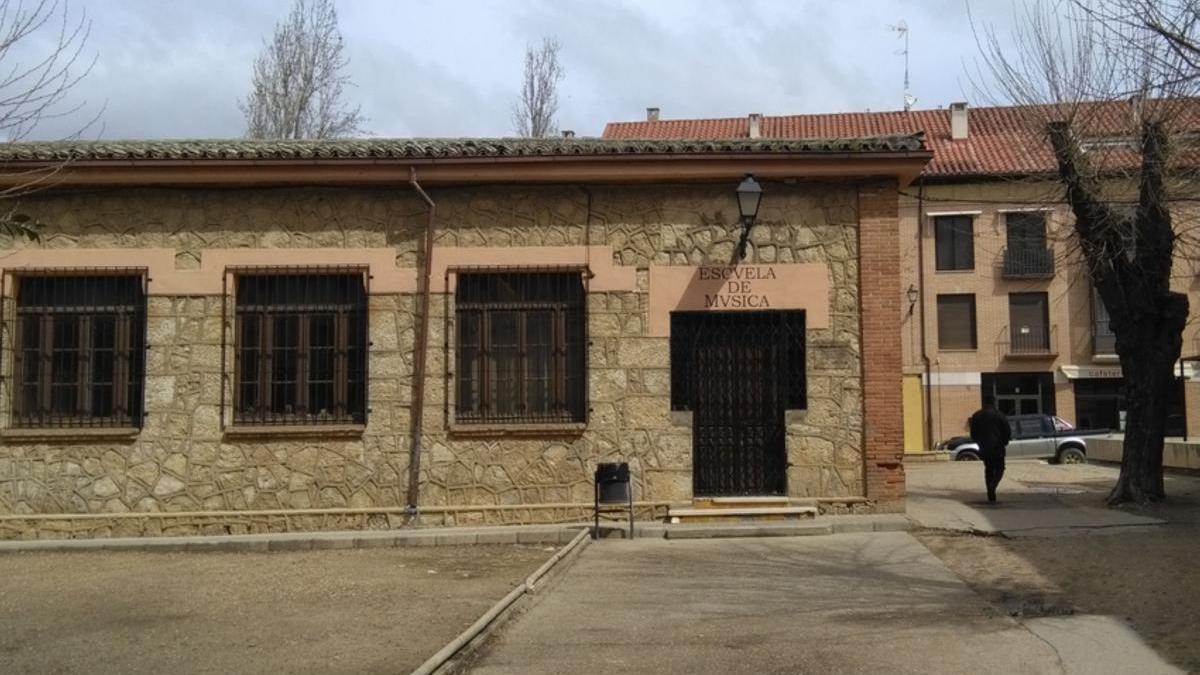 Escuela de Música de Toro.