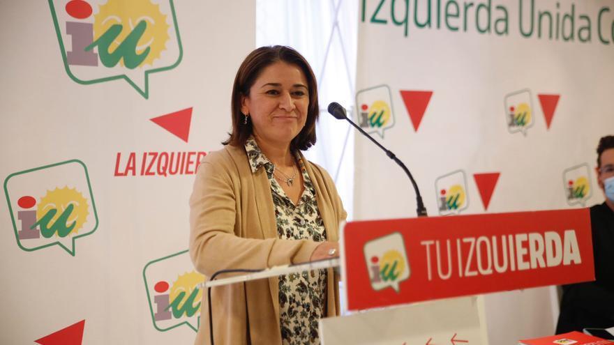 Irene Ruiz Membrilla es la nueva coordinadora local de Izquierda Unida en Córdoba