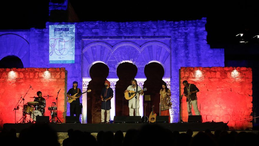 Medina Azahara acoge su primera velada medieval