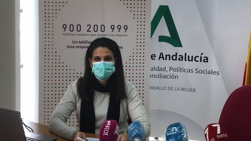 María Encarnación Santiago, asesora de programa del IAM en Málaga