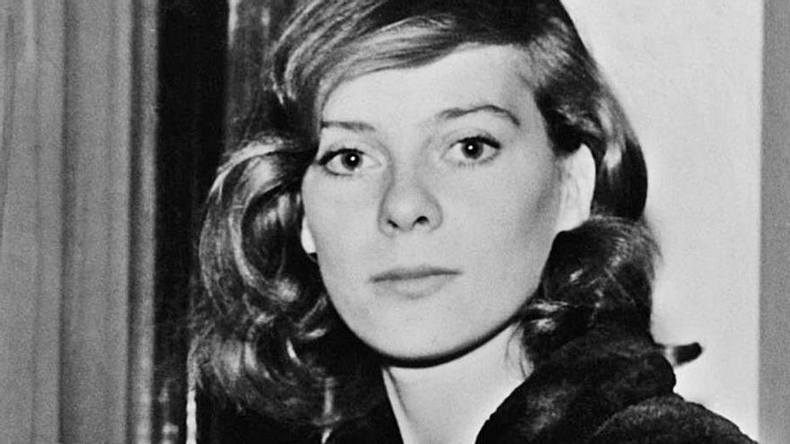 Caroline Blackwood va morir de càncer als 64 anys |