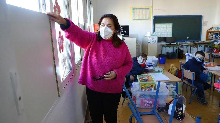 CCOO dice que la Inspección de Trabajo le ha dado la razón por el frío en las aulas
