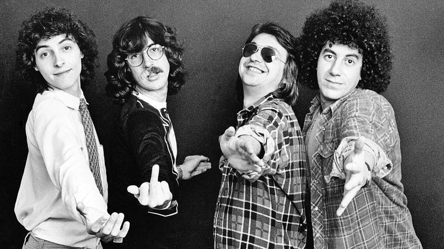 El rock de la discordia