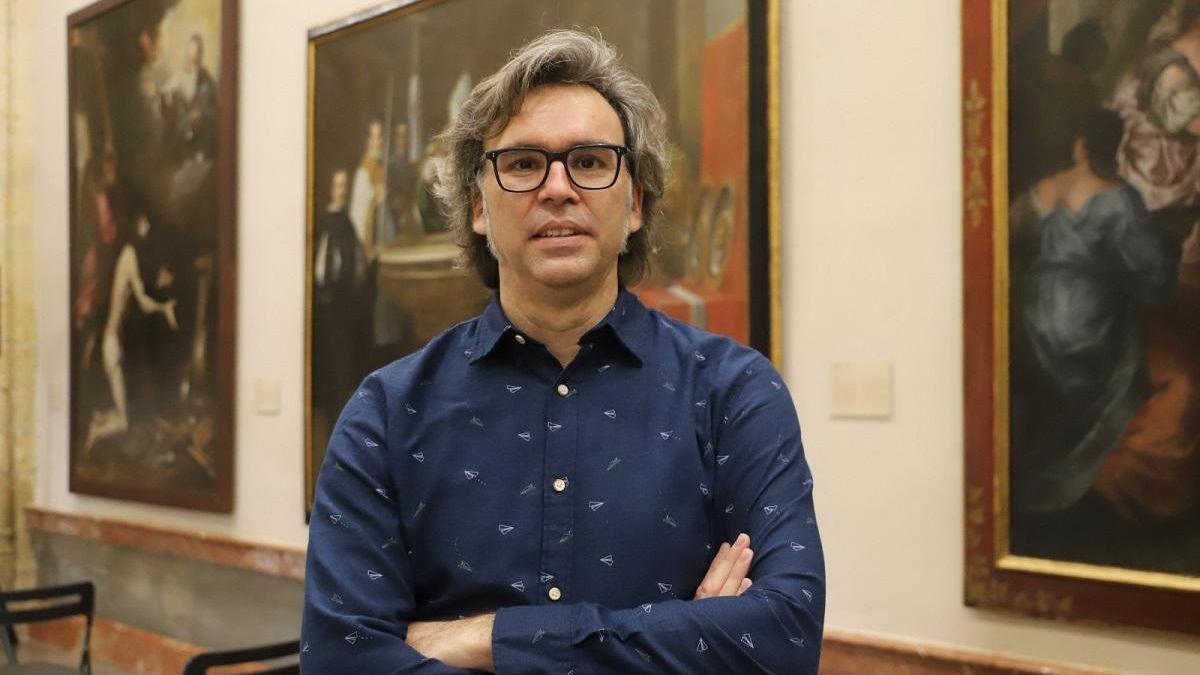 José María Domenech sustituye a José María Palencia al frente del Museo de Bellas Artes