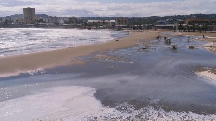 Veintidós municipios suspenden las clases en la Marina Alta