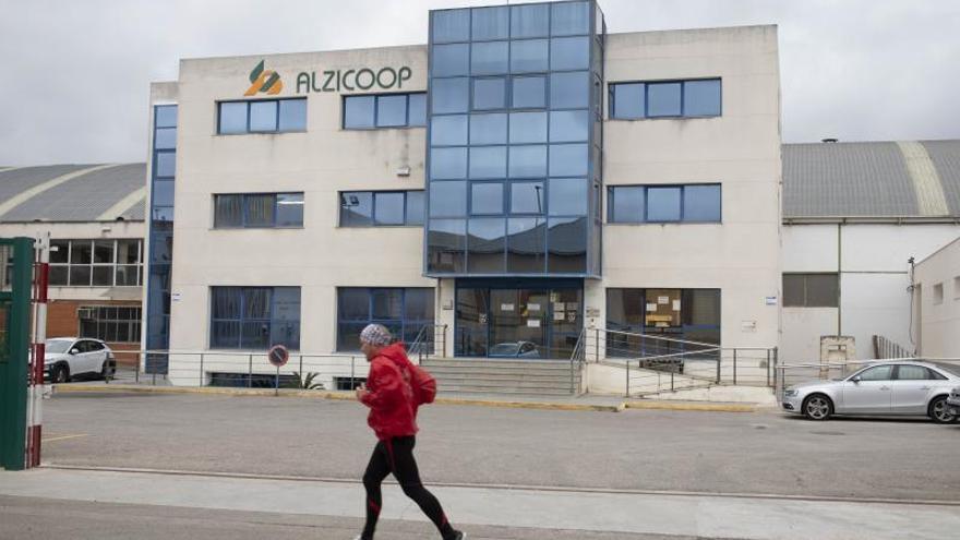 Alzicoop no ve otra salida que la  fusión de parcelas y cooperativas