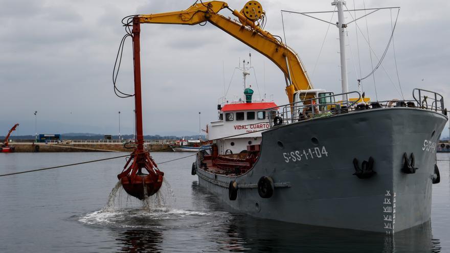 ¿Es el dragado de los puertos una amenaza para las especies marinas?