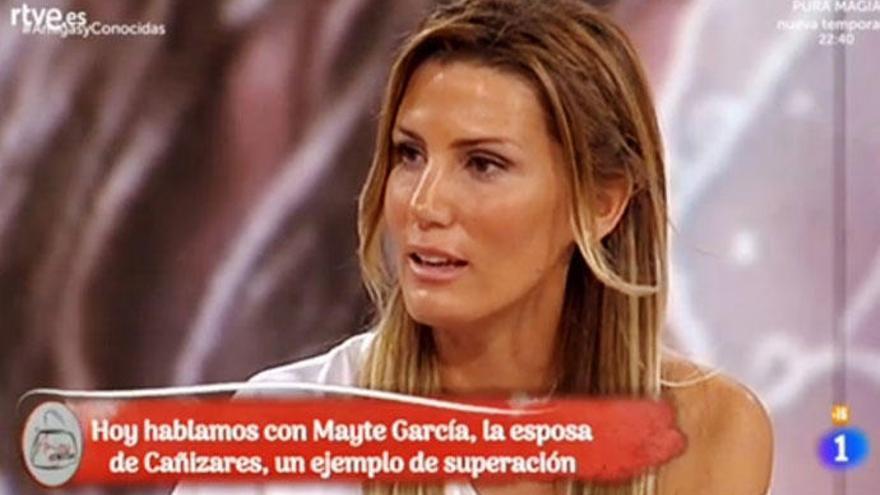 El contundente mensaje de la mujer de Cañizares tras la muerte de su hijo