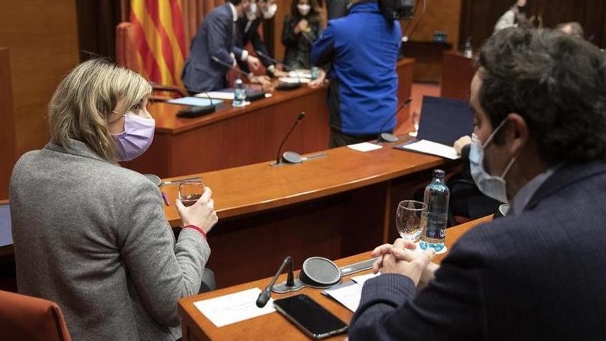 El Govern y los partidos acuerdan aplazar las elecciones en Catalunya al 30 de mayo