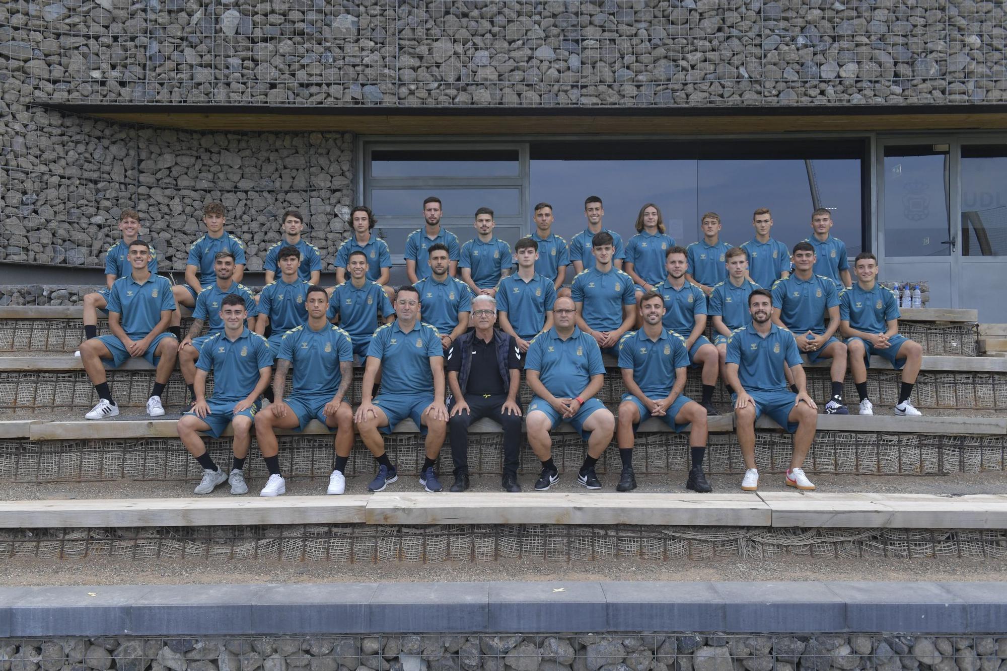 26 tinerfeños en la cantera de la UD Las Palmas