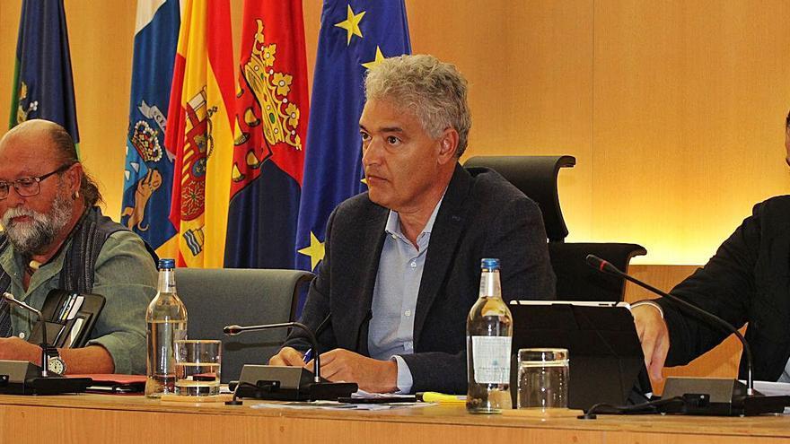 Tías liquida facturas de sus proveedores con el pago de 2,6 millones de euros