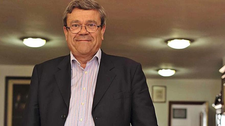 El presidente del Casino propone suprimir el límite de dos mandatos