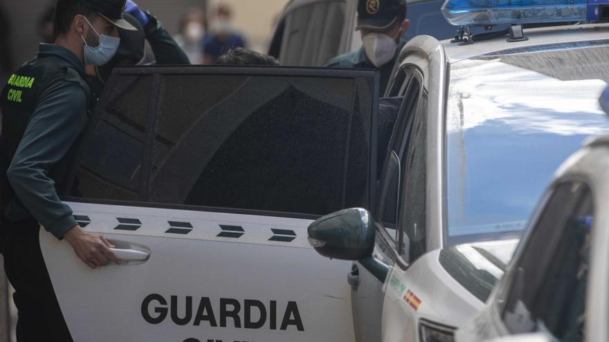 La Guardia Civil reconstruye el crimen de Inca junto al autor confeso de la muerte de su tío