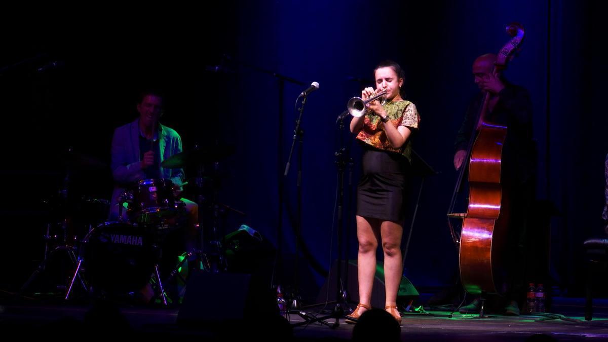 El jazz suena en el Hort de Trénor de Torrent